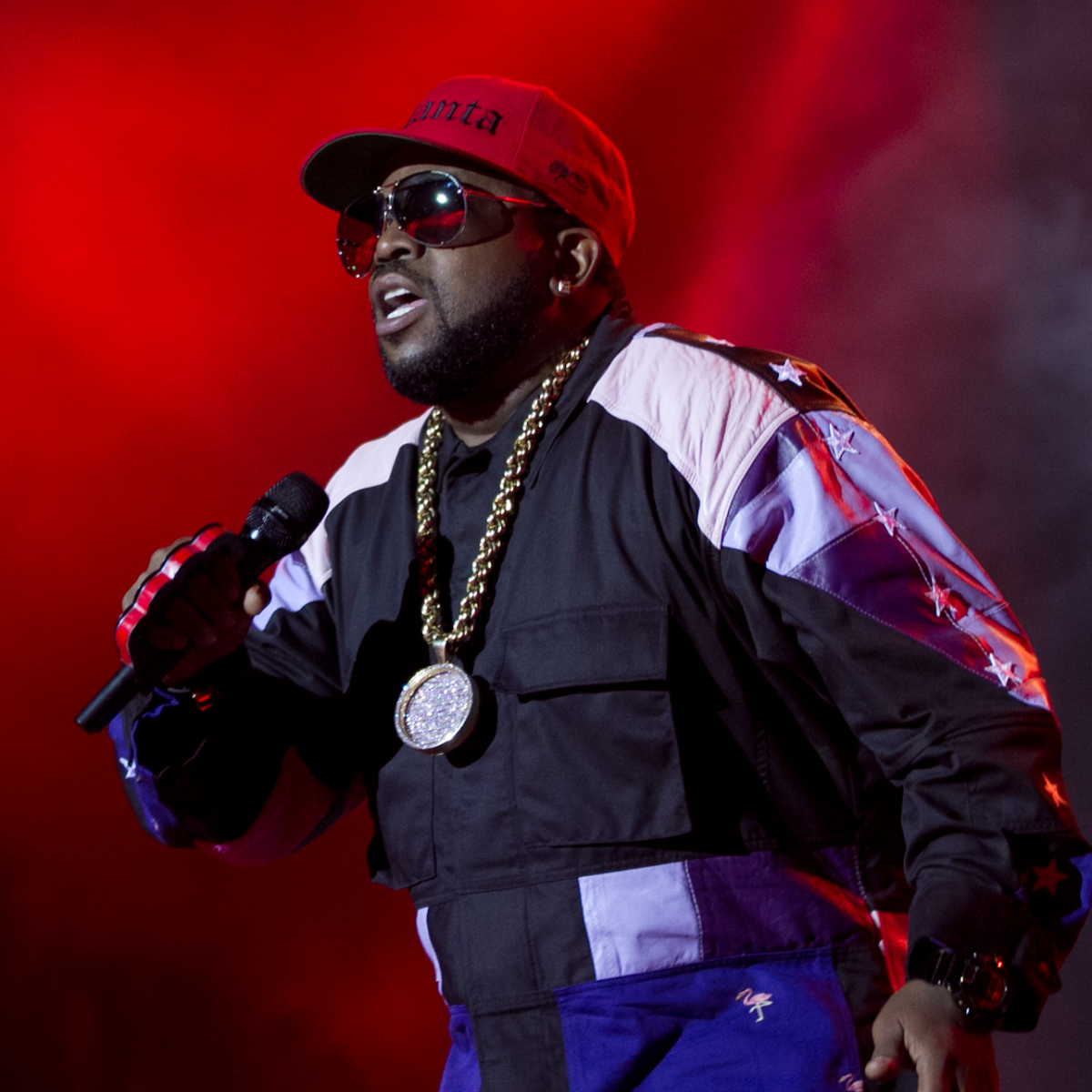Austin City Limits Festival ACL 2014 Weekend One Day One Outkast Big Boi