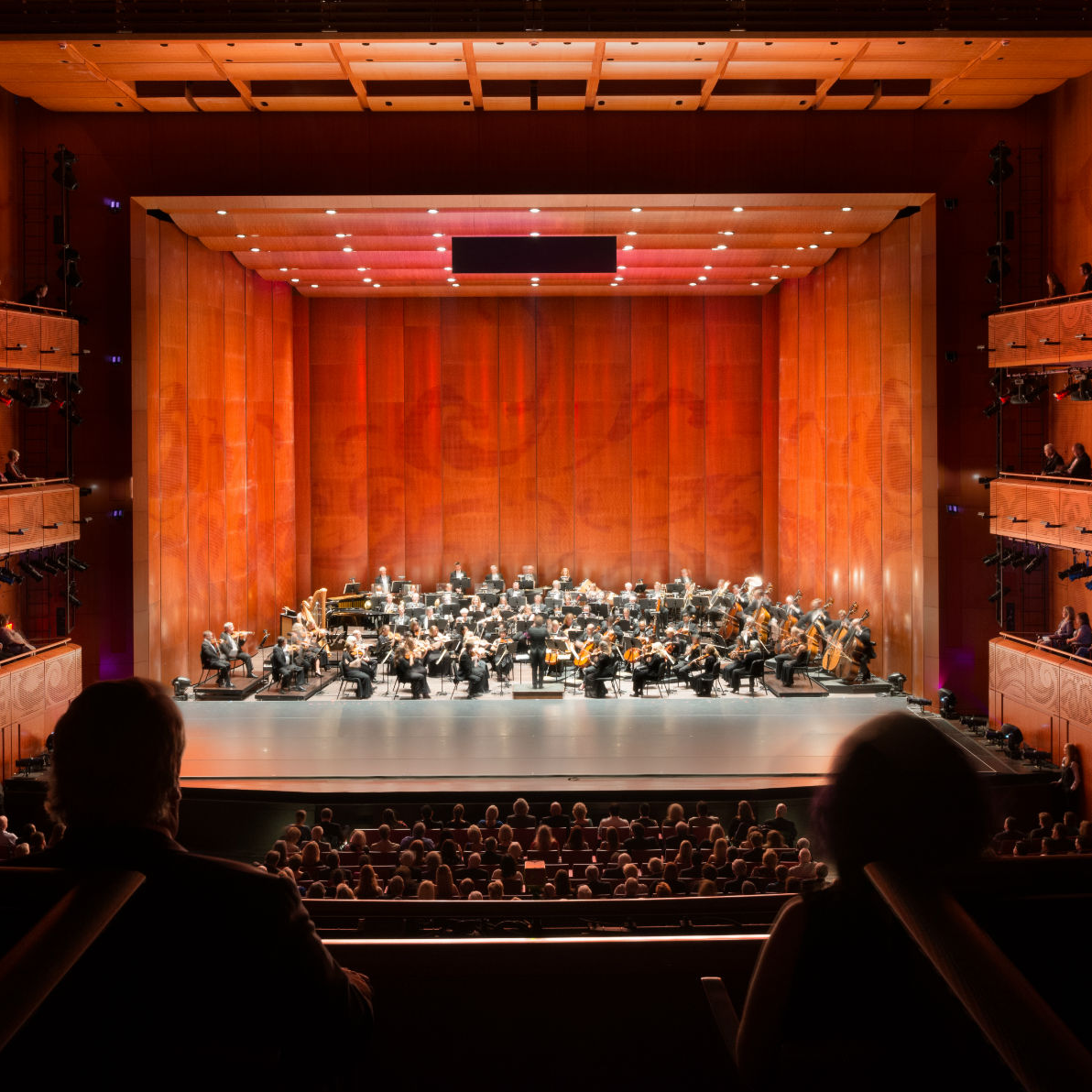 San Antonio Symphony at Tobin Center for the Performing Arts