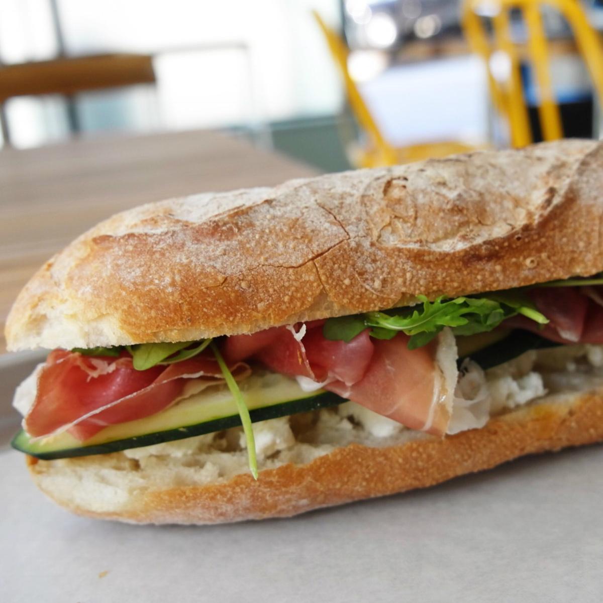 La Matta sandwich