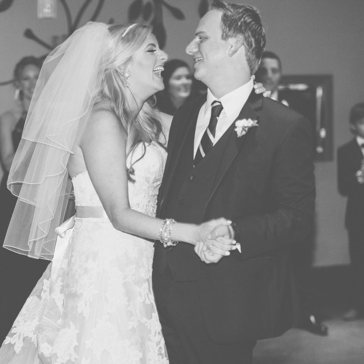 Kranz wedding, dancing