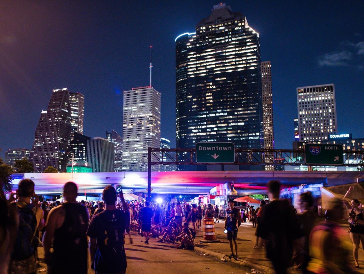 Houston, In Bloom Music Festival, November 2017