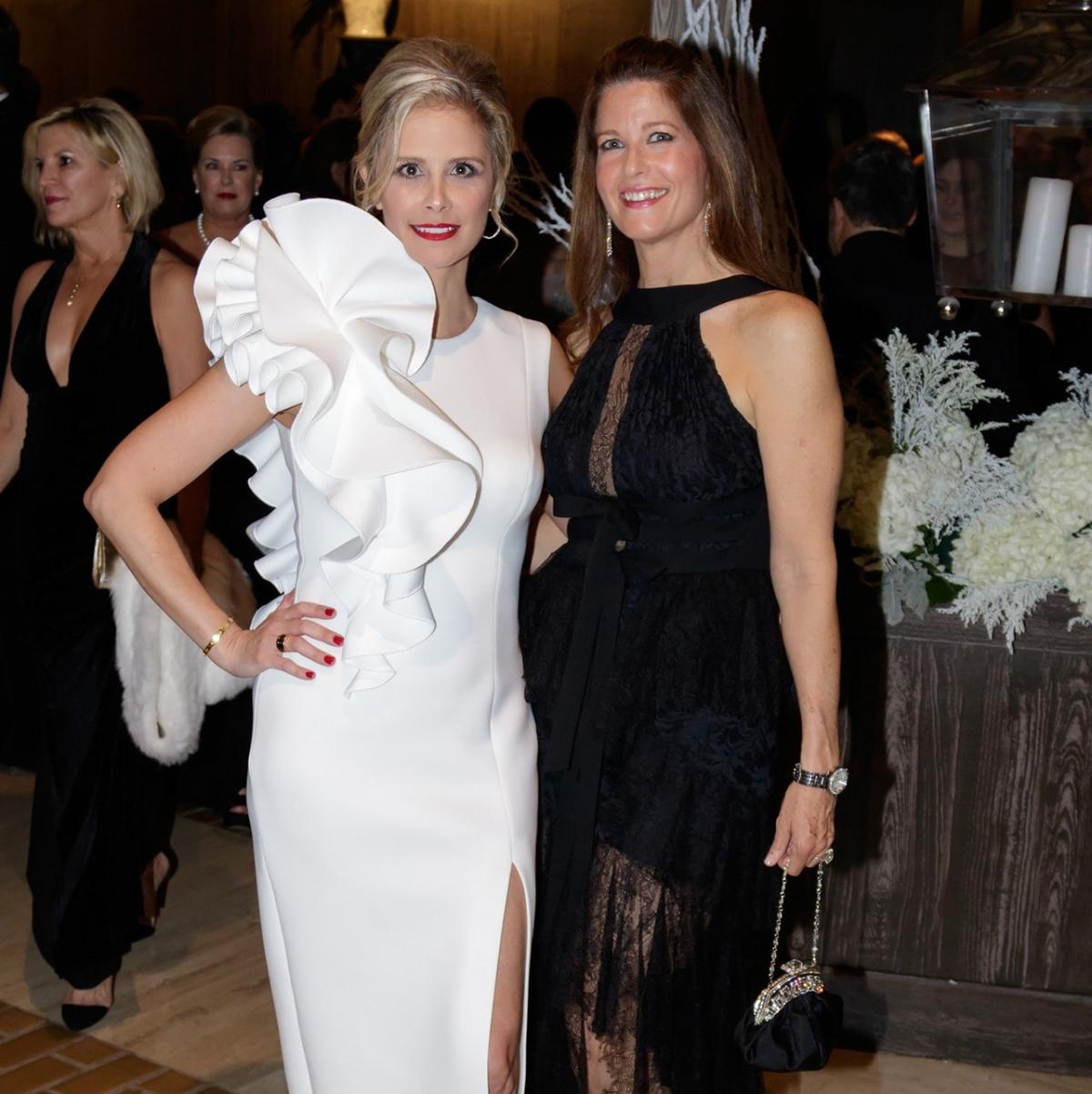 Kristina Atwood, Francie Moody-Dahlberg, Crystal Charity 2017