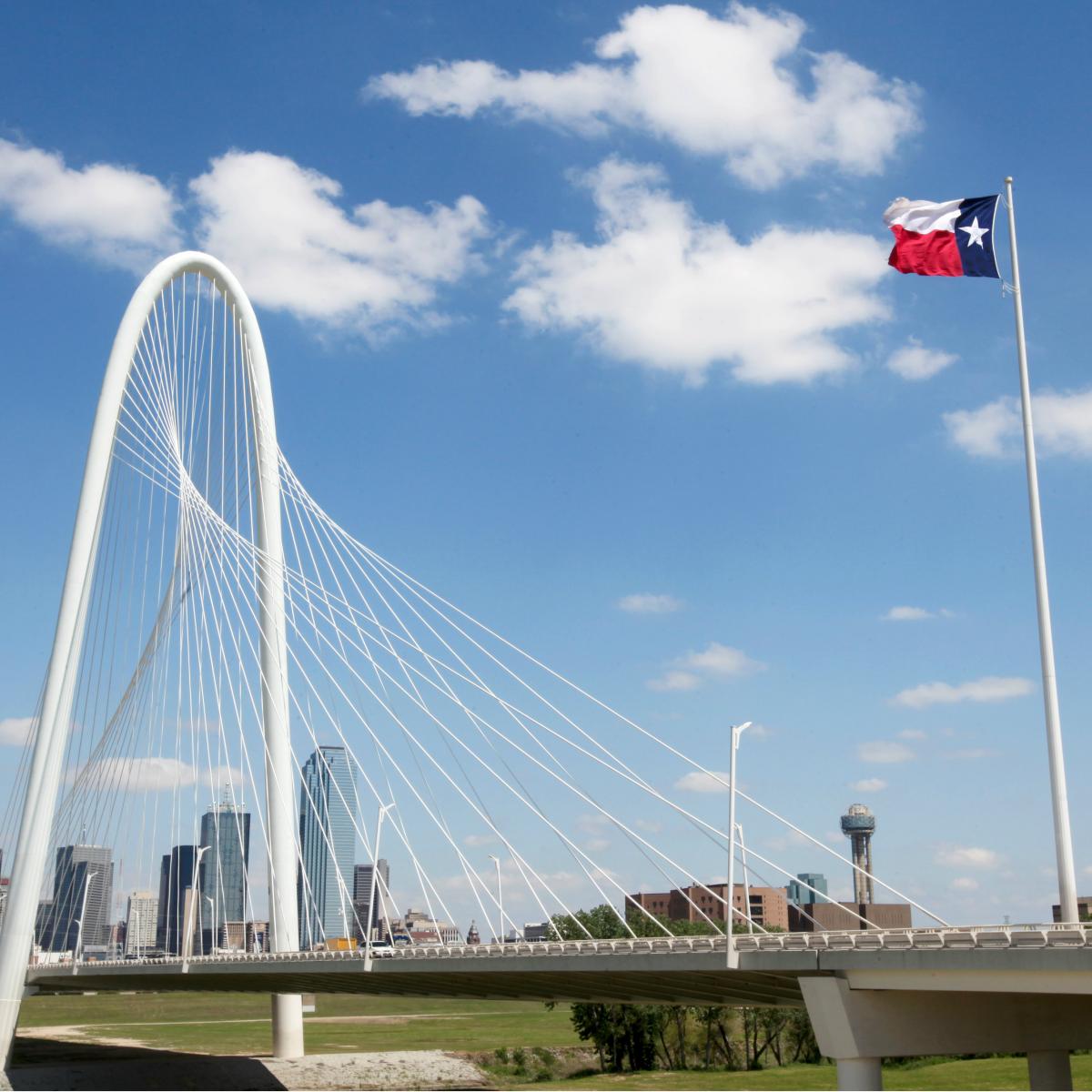 Dallas Margaret Hunt Hill Bridge