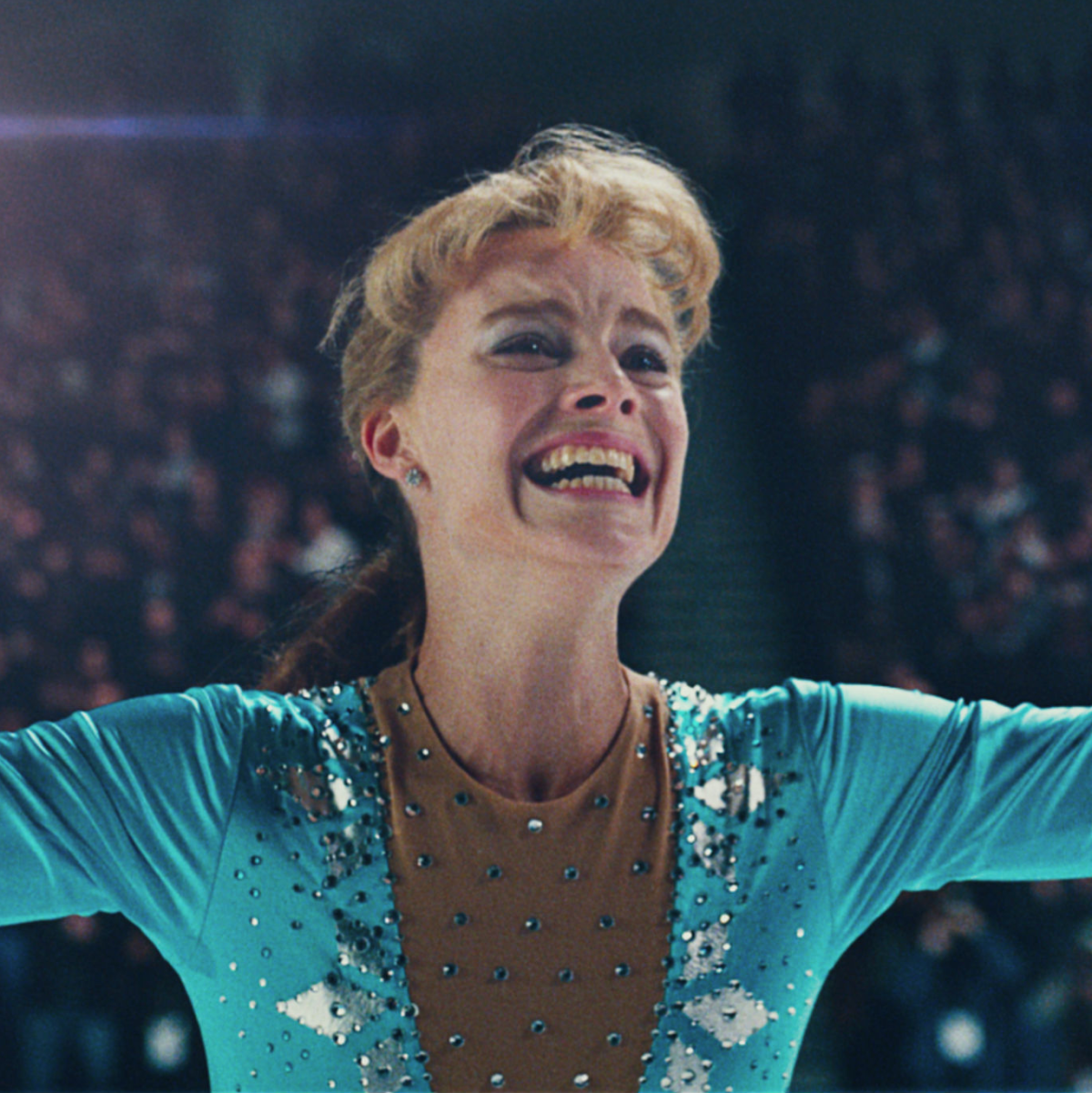 Margot Robbie in I, Tonya