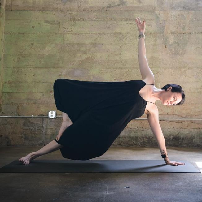 Lauren Wessinger, yoga instructor, SoulSpace, Fort Worth