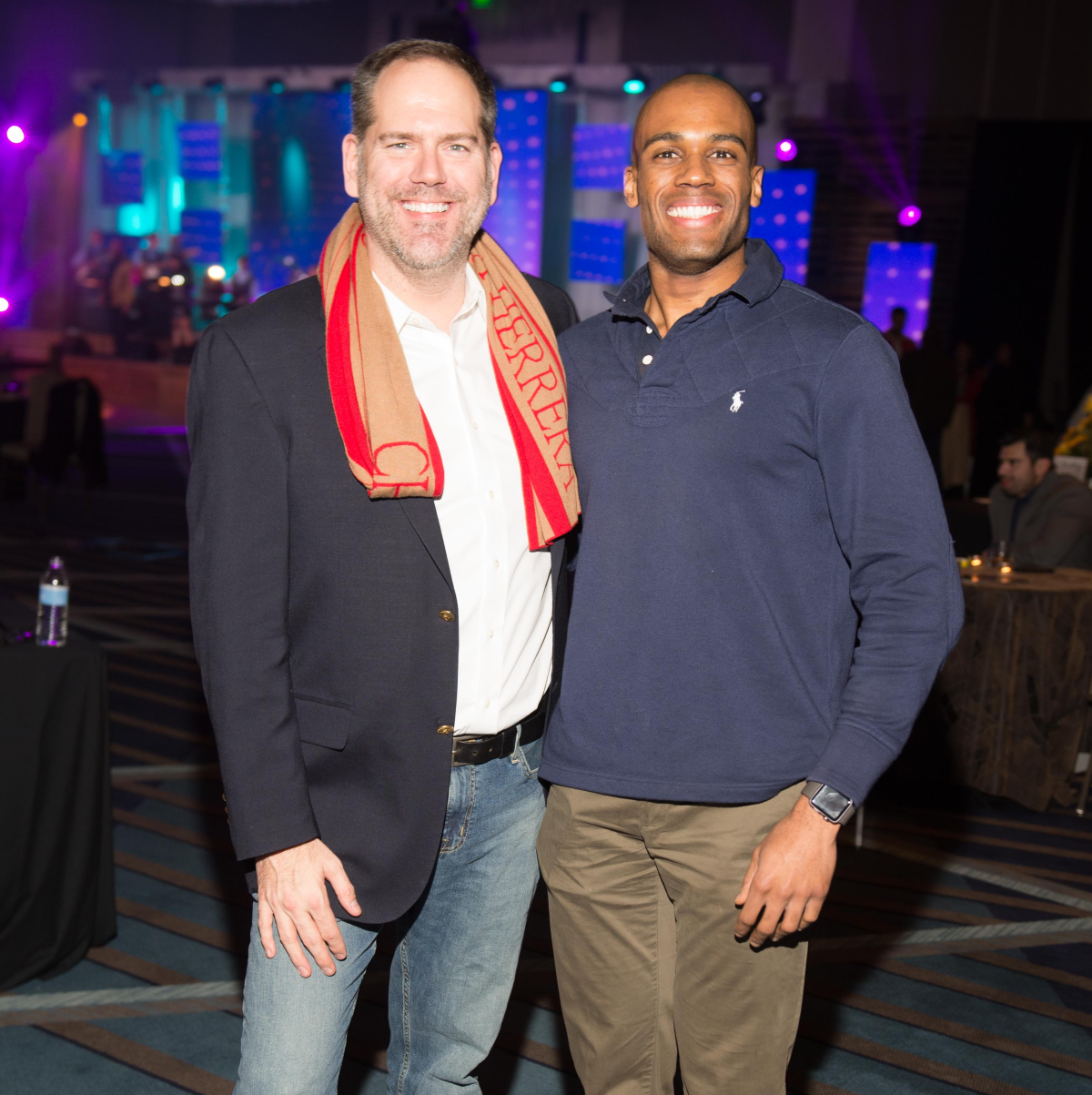 Houston, social book party, January 2018, Jeff Gremillion, Shanon Watson