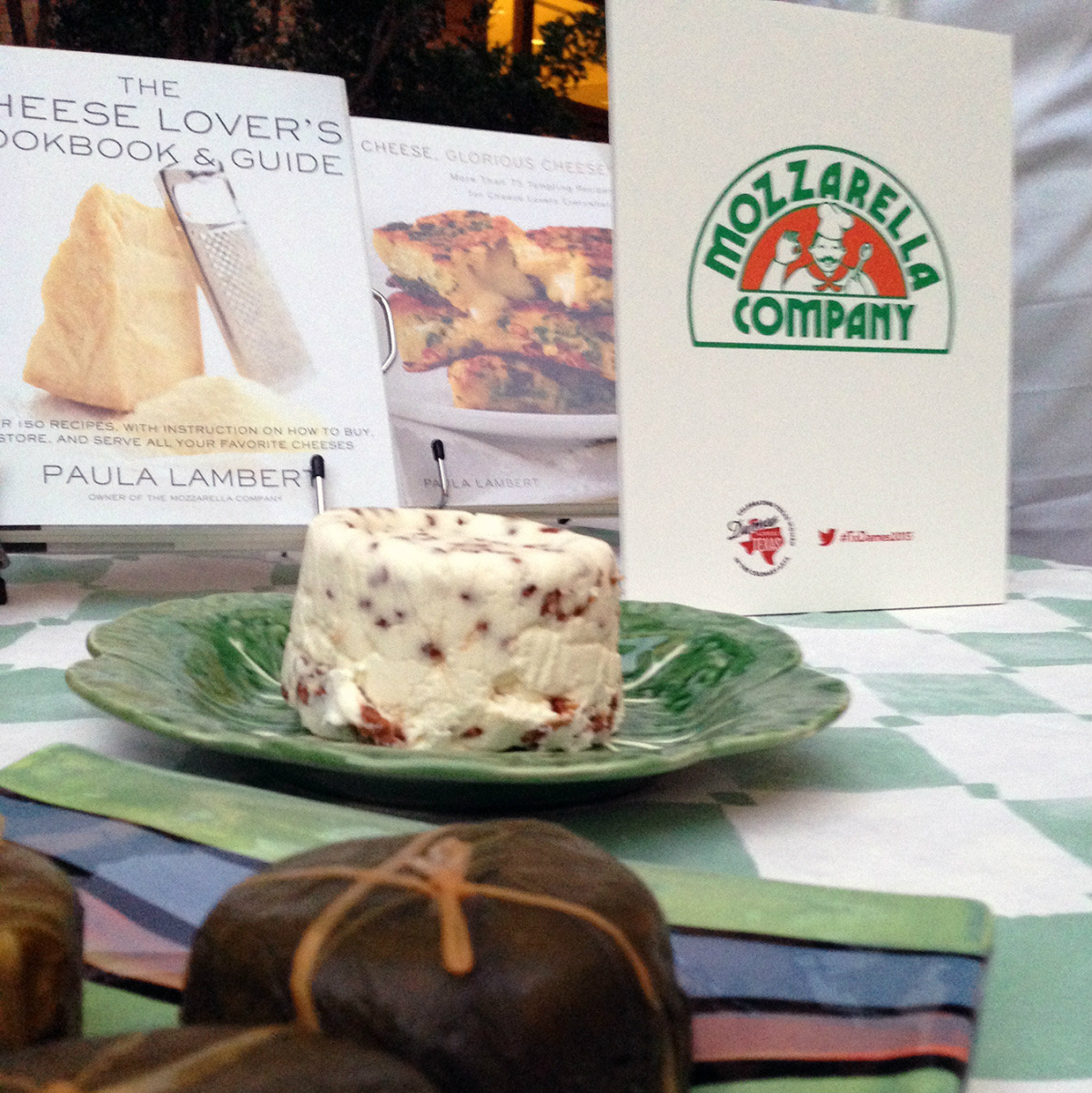 Mozzarella Company at Dames Across Texas event