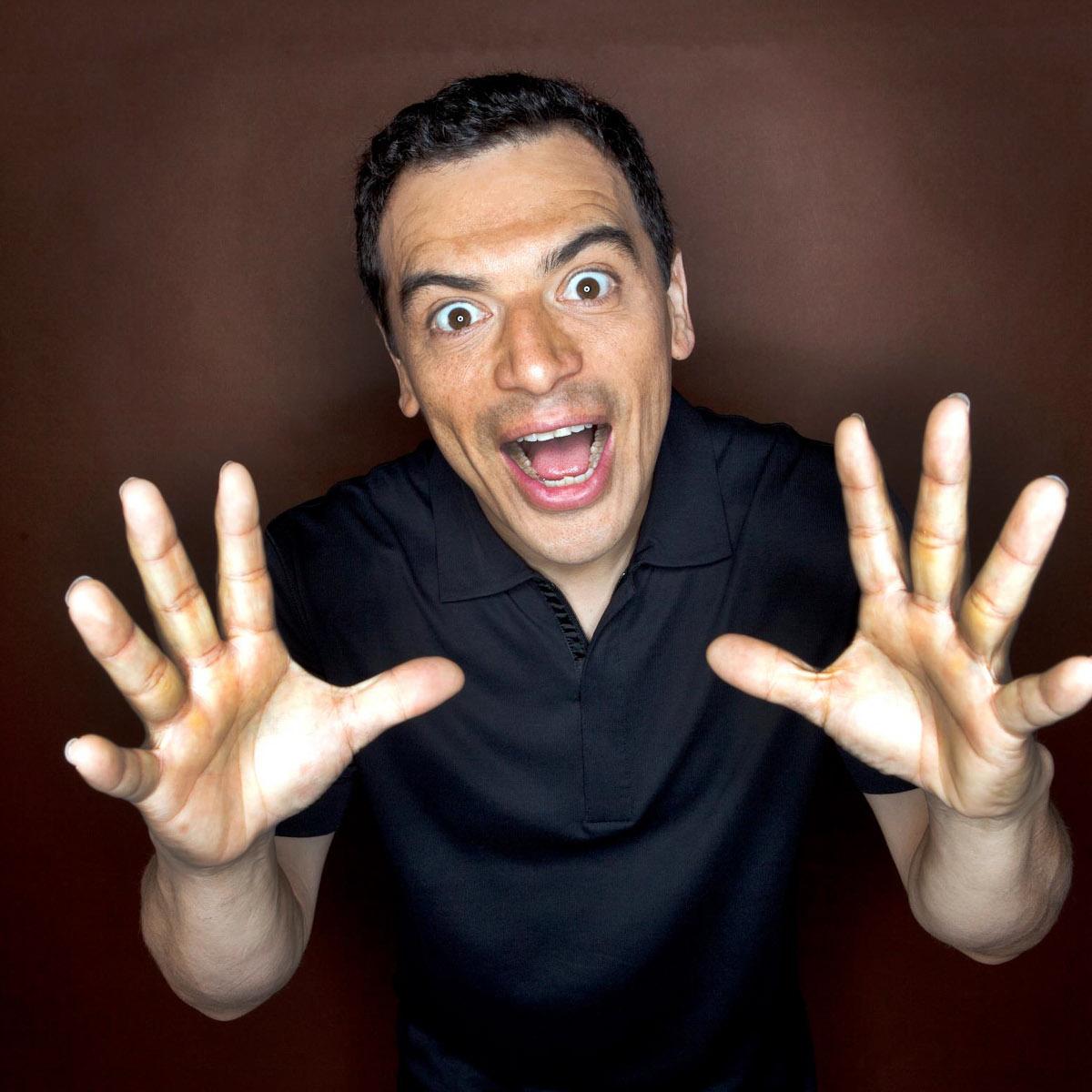 Carlos Mencia, comedian