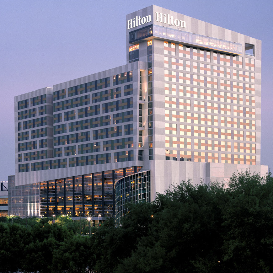 News_Ralph Bivins_122809_Best Architectural Projects_Hilton_Americas-Houston_Hotel