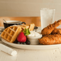 Chicken and waffles, Oddfellows