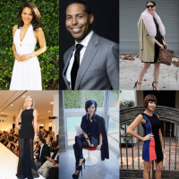 Houston, Stylemaker finalists, October 2015, collage