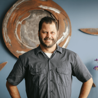 Chad Houser of Cafe Momentum