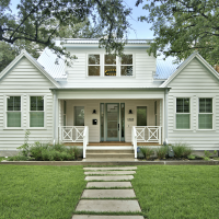 Brykerwoods home Austin remodel tour