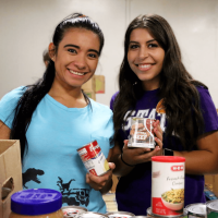 San Antonio Food Bank volunteers