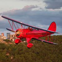 Austin Biplane