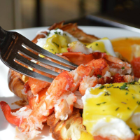 Eilan Hotel and Spa brunch