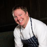 Chef Ben McPherson head shot