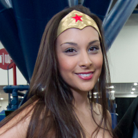 Comicpalooza Wonder Woman