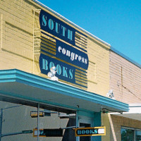 Austin Photo Set: News_Ramona Flume_South Congress Books_October 2011_exterior