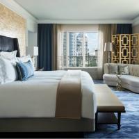 Ritz-Carlton Dallas suite