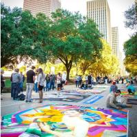 Via Colori® Street Painting Festival