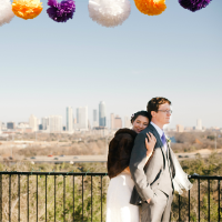 Zilker Clubhouse Austin wedding
