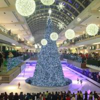 Galleria Tree Lighting