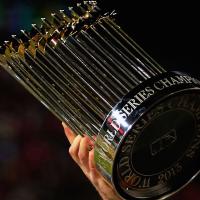 Houston, World Series Trophy, November 2017