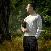 Violinist David Kim