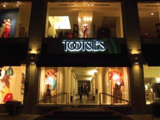 Tootsies Dallas at the Plaza at Preston Center