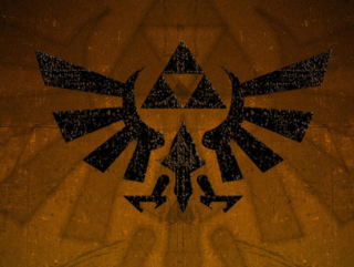 Legend of Zelda symphony of the goddesses Triforce
