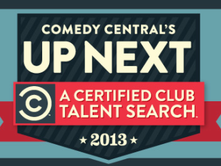 Comedy Central's Up Next talent search