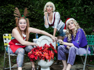 Stages Repertory Theatre presents The Great American Trailer Park Christmas Musical