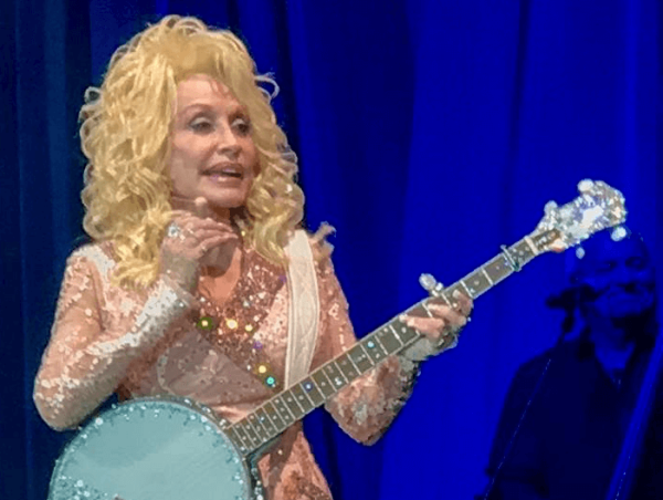 Dolly Parton at NRG Arena