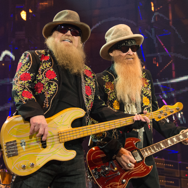 Rock and country icons host star-studded Houston concert for veterans
