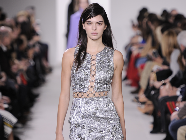 Michael Kors fall collection look 38