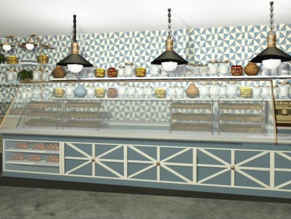 La Table bakery rendering