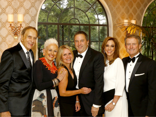 Don and Barbara Daseke, Carrie and Andy Teller, Dianne and Mark LaRoe