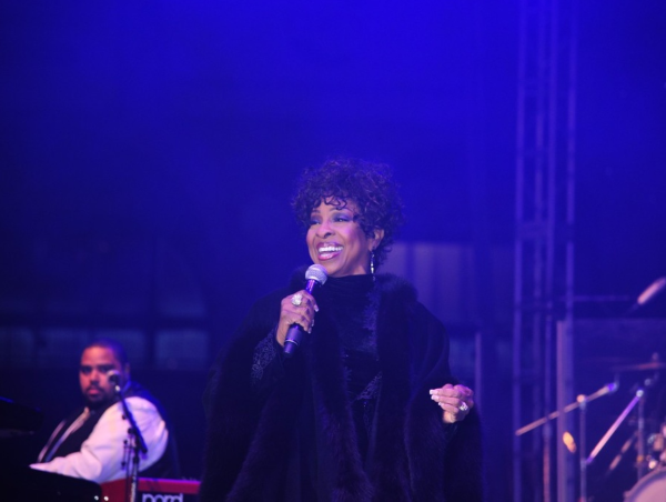Houston, Diamond Dreams Astros Gala, January 2018, Gladys Knight