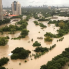 Steven Devadanam: Allen Parkway transforms into rolling river in dramatic new video