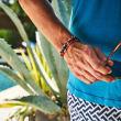 Josh madans,bracelets, pool