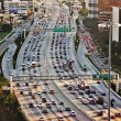 Houston traffic Galleria area traffic jam