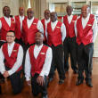 Houston, Salvation Army annual luncheon, Nov 2016, Salvation Army choir