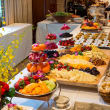 Houstonian hotel Thanksgiving Grande Ballroom brunch