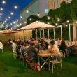 Arro Austin restaurant West Sixth patio yard outdoor