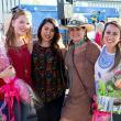 Houston, Casa de Esperanza 7th Annual Chili Cook-off, March 2017, Katie Griffin, Marisol Gutierrez, Laurel Thompson, Jodi Gough