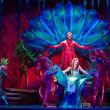 TUTS 2015-2016 season announcement February 2015 Disney's The Little Mermaid