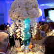 Houston, Zoo Ball Aquatic Affair, April 2017, flowers