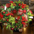 Renaissance wreath at DIFFA/Dallas Holiday Wreath Collection 2016