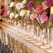 Jess and Alex Prescott Wedding, floral arrangement
